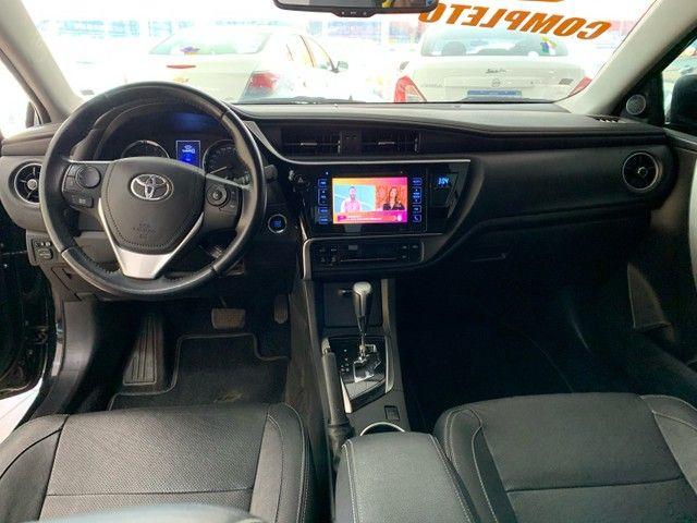 Vendo Corolla XEI 2.0 2019 (Completo) Entrada 30.000 + 48x 1.970,00  - Foto 4