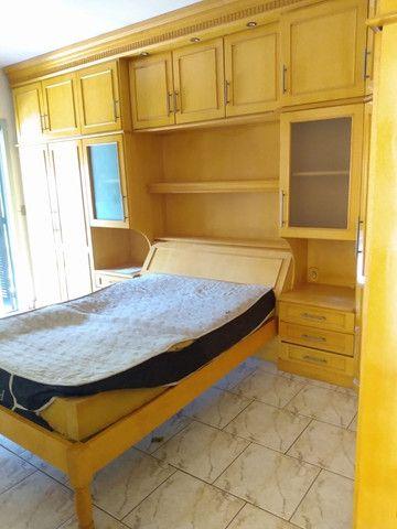 Alugo Apartamento 2 dormitórios, banheiro social com hidro, semi mobiliado - Foto 13