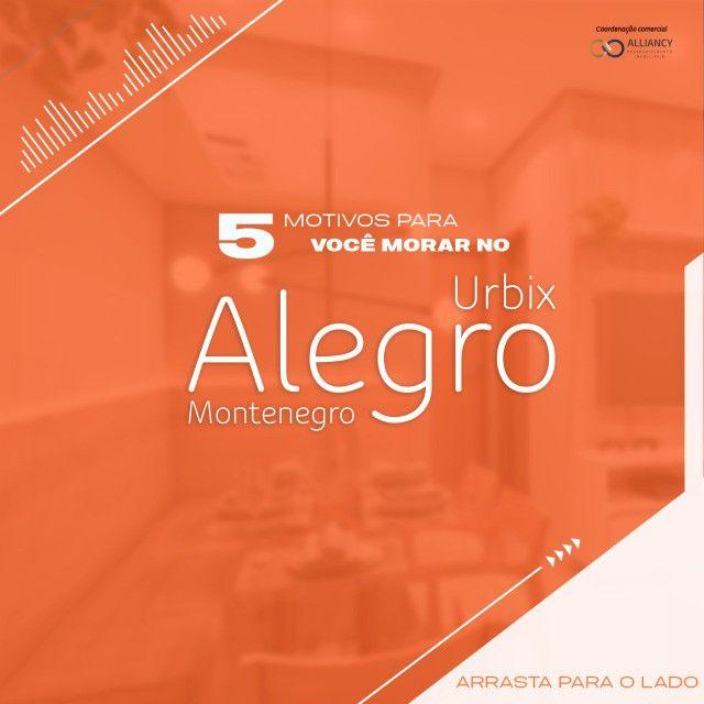 Novo Alegro Montenegro - Apartamento inteligente na Augusto Montenegro - Foto 7