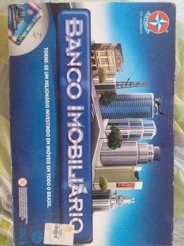 Jogo de banco imobiliário  - Foto 3