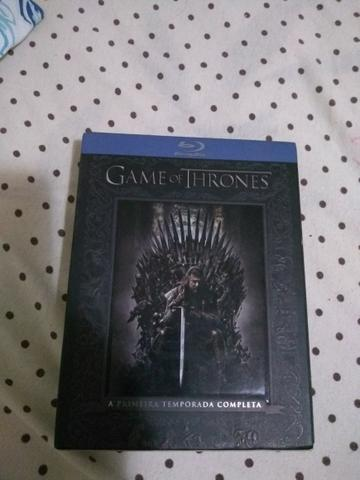 Box Game of Thrones Blu-ray 1° temporada