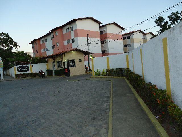 Apartamento 2 quartos por trás do GBarbosa Serraria