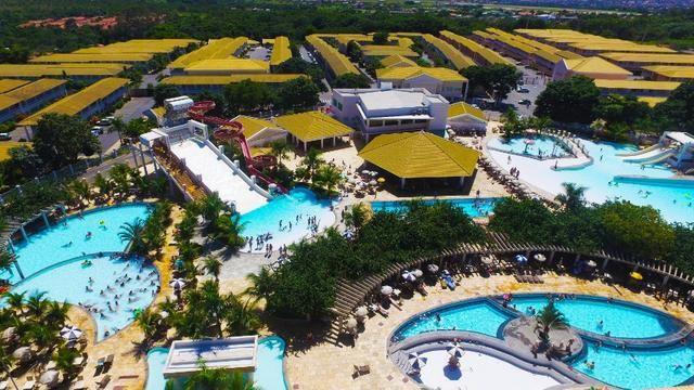 Hotel Caldas novas, Lacqua Di Roma e Riviera - promoção melhor preço
