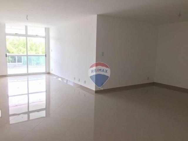 Apartamento com 4 dormitórios à venda, 180 m² por r$ 1.230.000,00 - jardim guanabara - rio