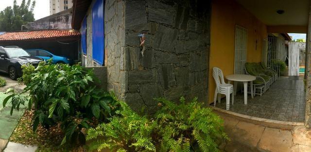 Casa plana na varjota, 3 suítes, esquina, 4 vagas de garagem, Piscina, próx Via expressa - Foto 7