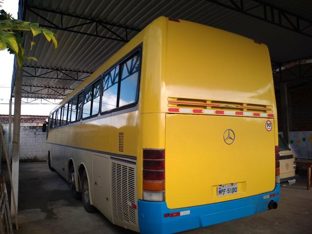 Ônibus pra vender só hoje