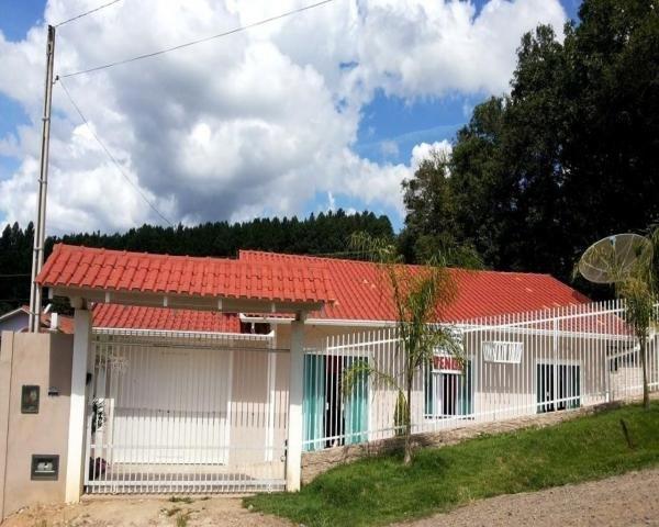 Casa à venda com 4 dormitórios em Quitandinha, Rio negrinho cod:CTQ