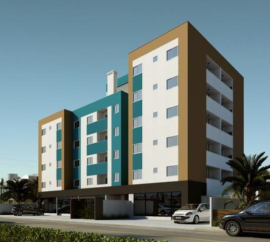 Apartamento 2 quartos com fino acabamento - Atrás do Posto Guaíra na Rua Cegonhas