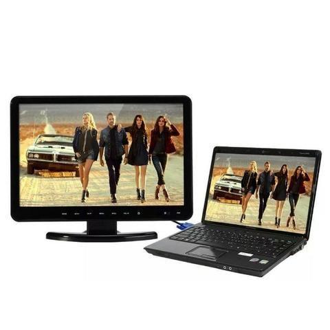 Tv Monitor Digital 3d 15,4 Pol KP-D116/Isdb Knup Lcd Conversor e Dvd Player 1080p - Foto 2