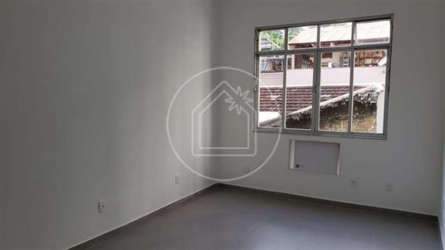 Apartamento à venda com 1 dormitórios em Tijuca, Rio de janeiro cod:854586 - Foto 2