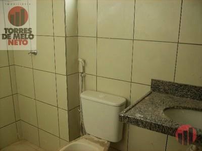 Apartamento com 1 dormitório para alugar, 45 m² por R$ 700/mês - Parangaba - Fortaleza/CE - Foto 8