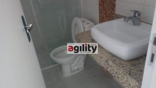 Casa com 3 dormitórios para alugar, 95 m² por r$ 1.400/mês - liberdade - parnamirim/rn - Foto 11