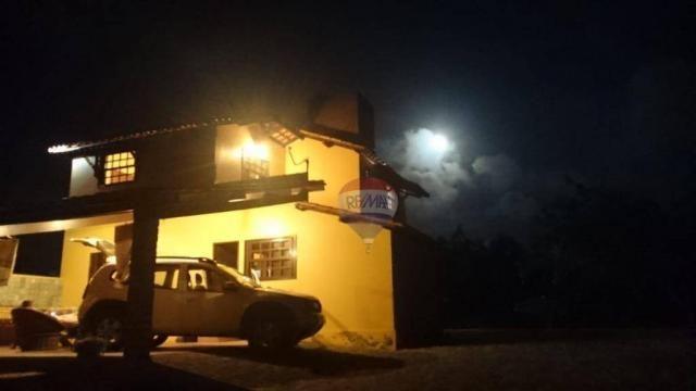 Chácara com 2 dormitórios à venda, 20000 m² por r$ 480.000 - insurreição - sairé/pe - Foto 4