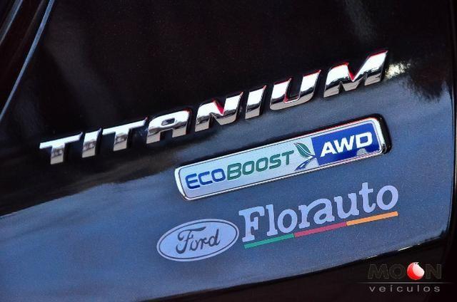 Ford Fusion 2.0 GTDi Titanium Teto solar revisado estado excelente!! - Foto 3
