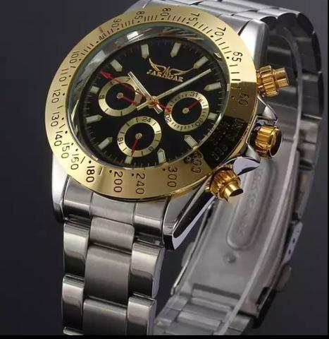 Relógio Mecânico Original Jaragar