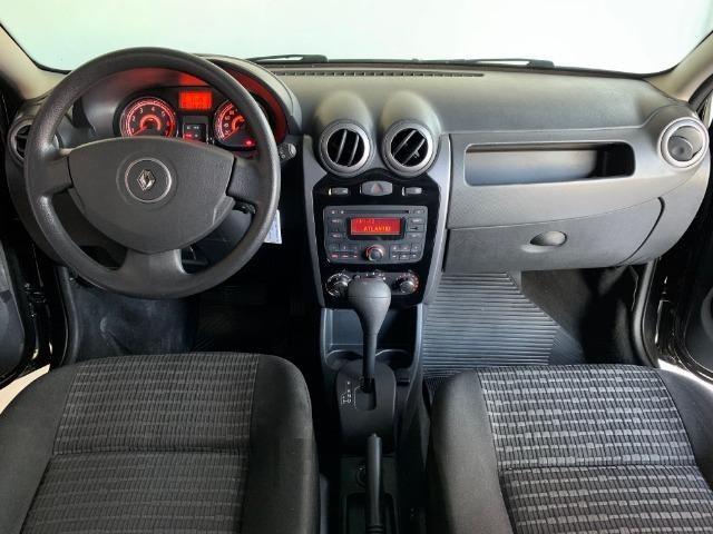 Renault Sandero Privilege 1.6 automático 2013 - Foto 9