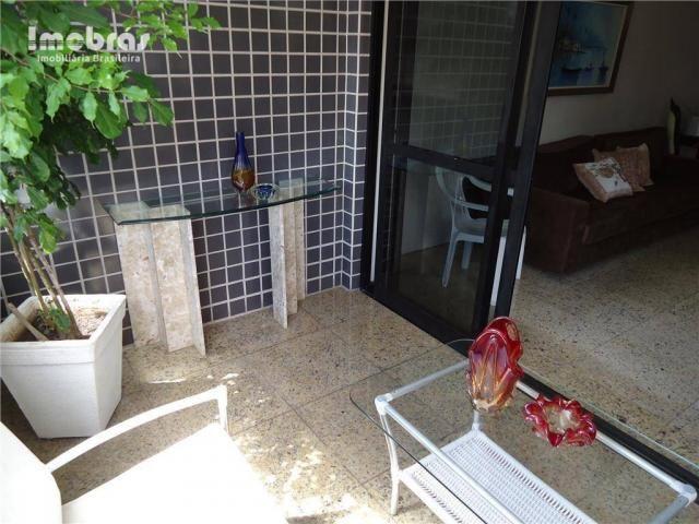 Apartamento  residencial à venda, Dionisio Torres, Fortaleza, Ed. Porte de Lyon. - Foto 9