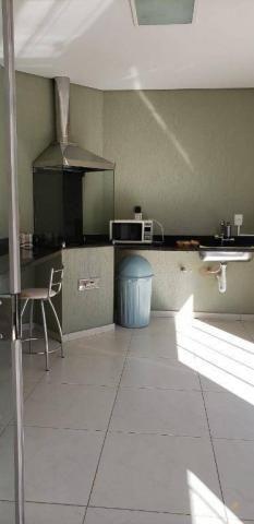 Apartamento com 3 dormitórios à venda, 88 m² por r$ 380.000,00 - santo agostinho - franca/ - Foto 5