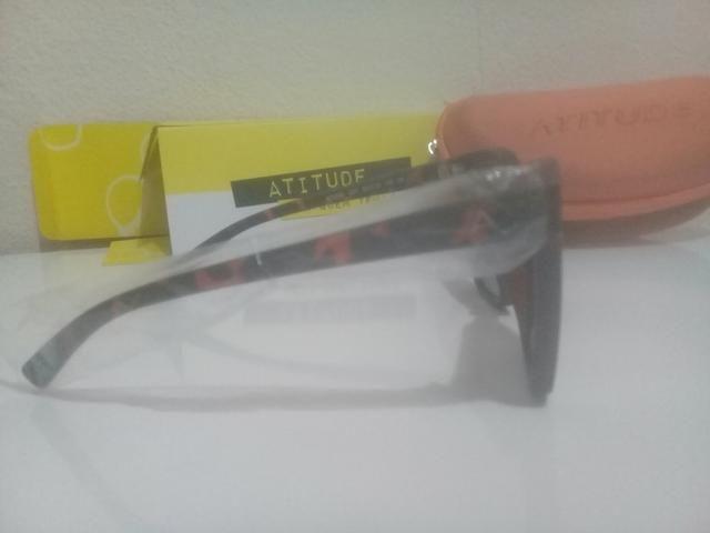 f54fa99f1 Óculos de sol marca atitude - Bijouterias, relógios e acessórios ...