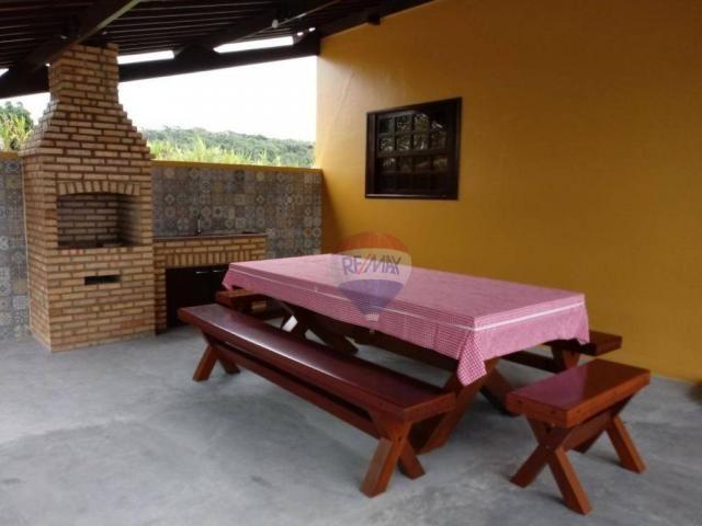 Chácara com 2 dormitórios à venda, 20000 m² por r$ 480.000 - insurreição - sairé/pe - Foto 18