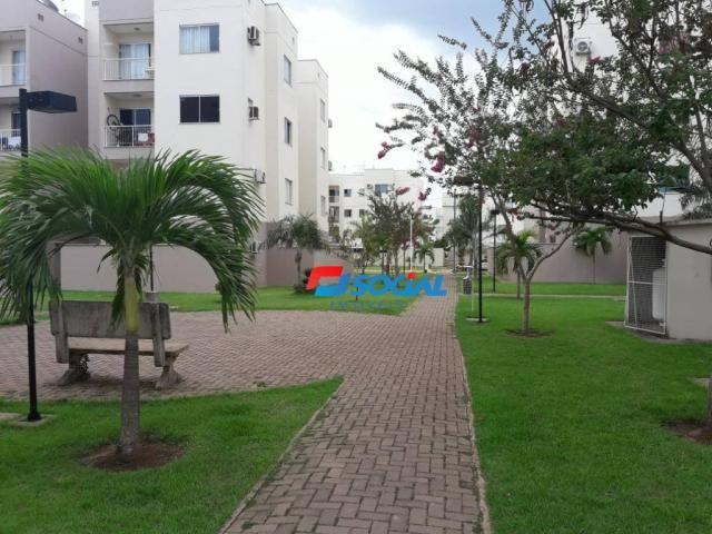 Apartamento Térreo para Locação Cond. Garden Club, Porto Velho - RO - Foto 3