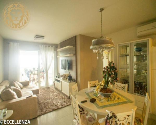 Apartamento 3 dormitórios, vista mar no campeche em florianópolis. - Foto 18