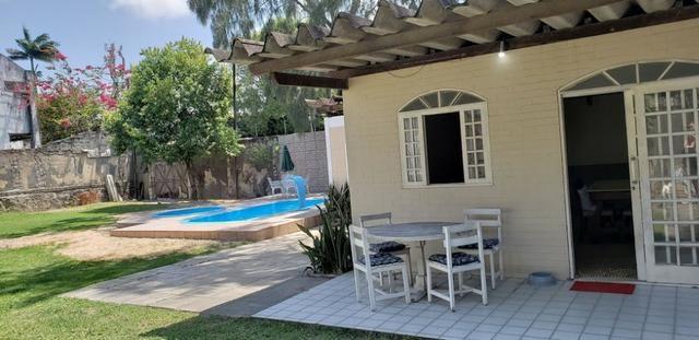 Casa C/ piscina 300 m do mar (aluguel por dia) - Foto 16