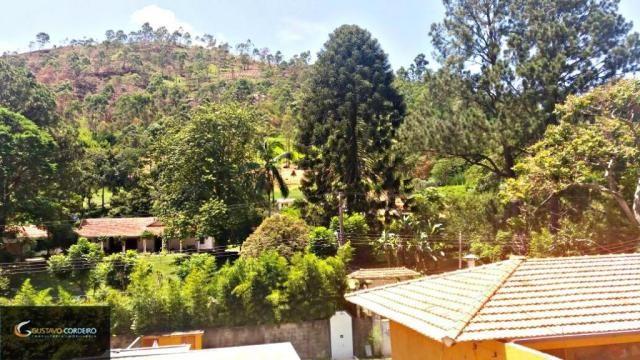 Casa residencial à venda, carangola, petrópolis - ca0002. - Foto 5