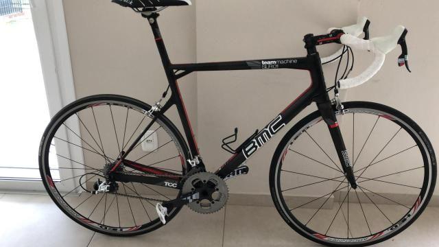 Bicicleta speed BMC - Foto 3