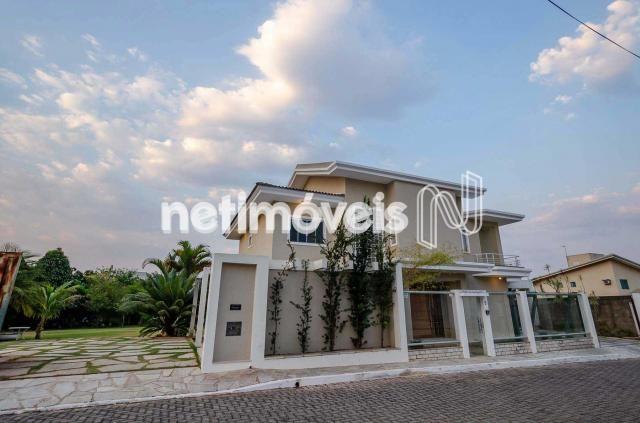 Casa de condomínio à venda com 3 dormitórios em Jardim botânico, Brasília cod:753753 - Foto 5