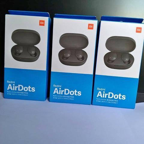 Original Fone De Ouvido Xiaomi Redmi Airdots Bluetooth 6x sem juros - Foto 2
