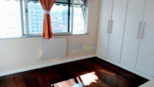 Apartamento com 3 dormitórios para alugar, 105m² - Icaraí - Niterói/RJ - Foto 12