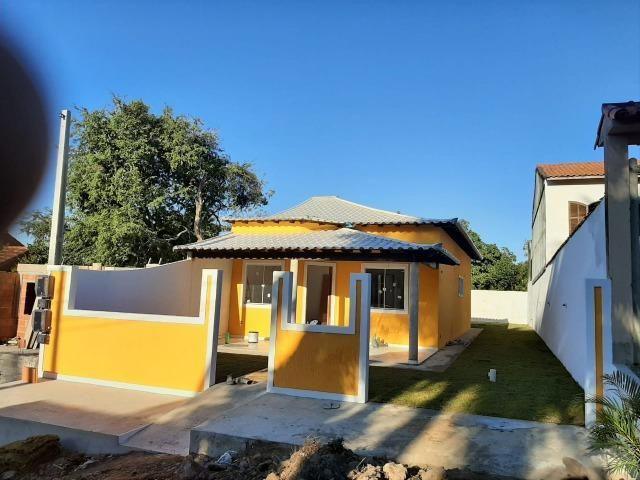 Iguaba - Linda casa a 100m da Rodovia e Lagoa