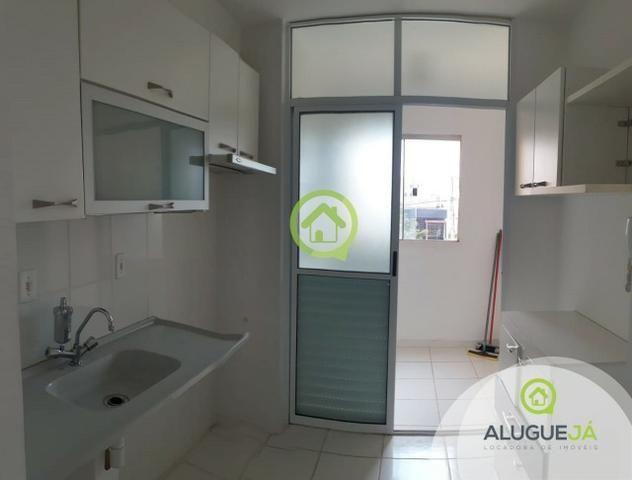 Apartamento 3 quartos sendo 1 suíte no edifício Monza, saída para chapada - Foto 9