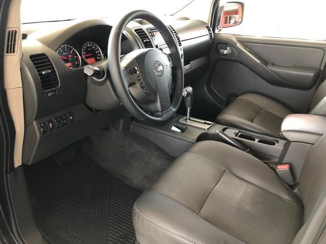 Nissan Frontier SL 2.5TD_AUT._4X4_ExtrANovA_LacradAOriginaL_RevisadA_Placa A_ - Foto 8
