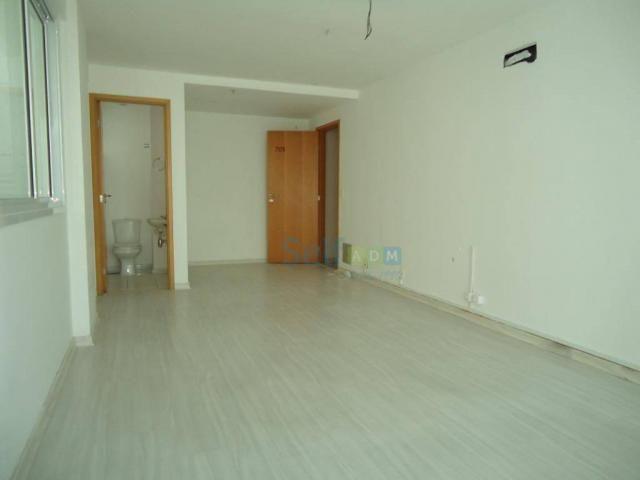 Sala para alugar, 27 m² - Icaraí - Niterói/RJ - Foto 5