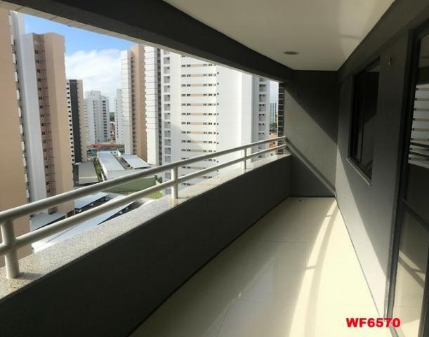 Astúrias, apartamento com 3 suítes, 2 vagas, andar alto, área de lazer completa - Foto 12