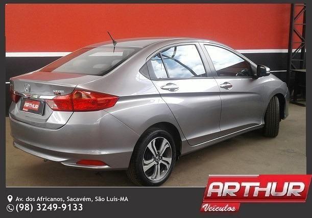 Honda City EX 1.5 CVT R$ 53.000,00 Arthur Veículos - Foto 3