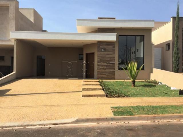 Casa de condomínio à venda com 3 dormitórios em Jardim cybelli, Ribeirao preto cod:V2620