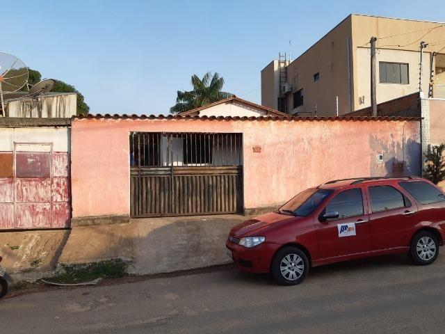Vendo uma casa na 3ª etapa cidade jardim por trás da av d