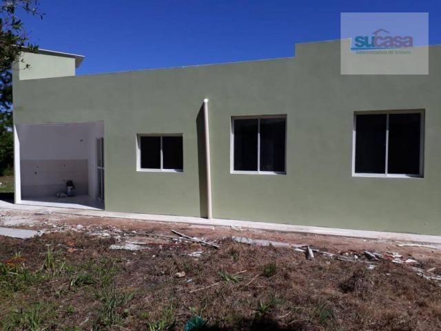 Casa com 1 dormitório à venda, 80 m² por r$ 190.000 - recanto de portugal - pelotas/rs - Foto 15