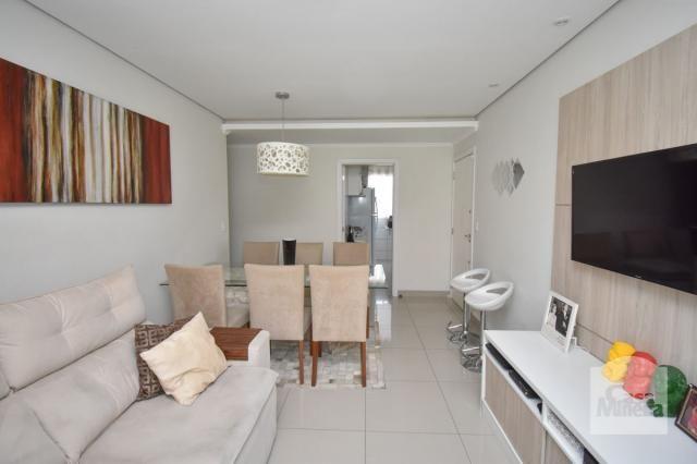 Apartamento à venda com 3 dormitórios em Havaí, Belo horizonte cod:239892