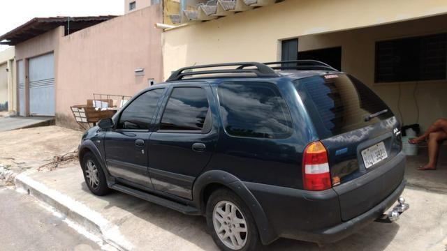Palio adventure 2002/2003