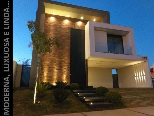 Casa sofistica de alto padrão, 2 pavimentos, 327 metros no Condominio Cyrela