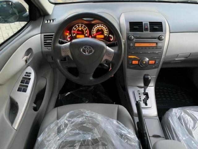 Toyota corolla 2010 1.8 xei 16v flex 4p automÁtico - Foto 8