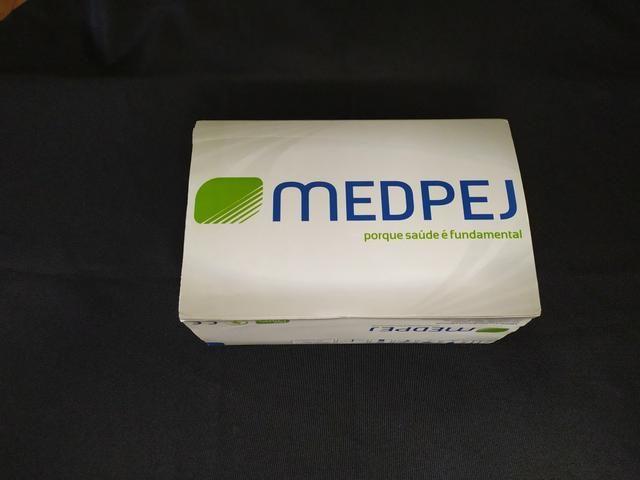 Detector Fetal Portátil Profissional MEDPEJ DF-4001