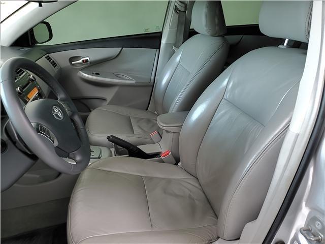 Toyota Corolla XEI Automático 2013. GNV 5° Geração - Foto 12