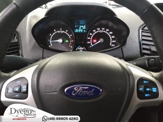 Ford Ecosport Se Direct 1.6 16v Flex 5p Aut. 2015/2016 - Foto 7