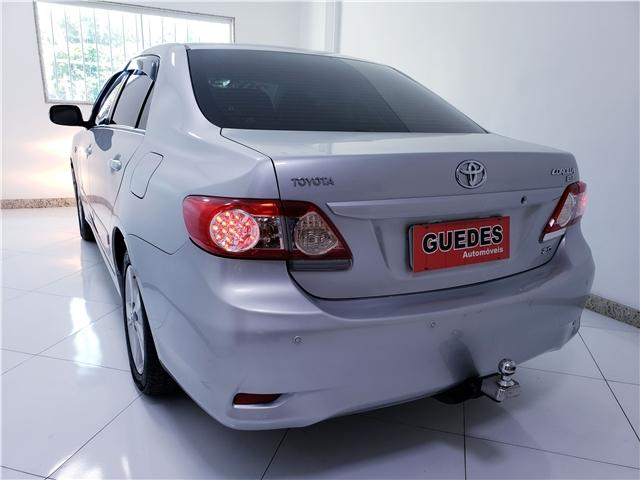 Toyota Corolla XEI Automático 2013. GNV 5° Geração - Foto 9