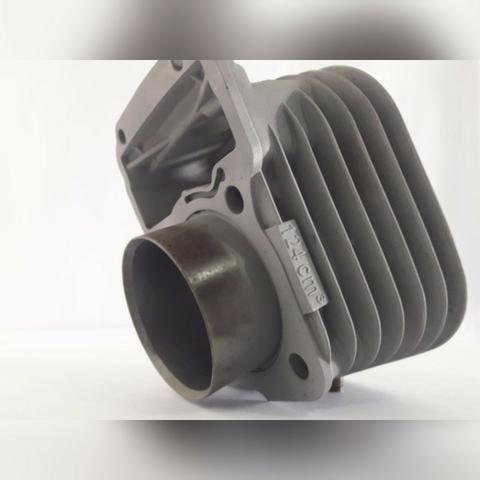 Cilindro Motor CG99p/67mm Pistão + Aneis rik